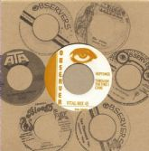 Heptones - Through The Fire I Come / version (Observer) UK 7""
